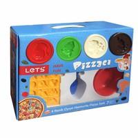 Đồ chơi đất nặn bánh Pizza L8460