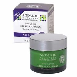 Mặt nạ cho da khô Avo Cocoa Skin Food Mask - Andalou
