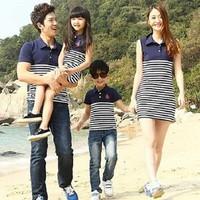 Áo Váy Gia Đình Cao Cấp AGD01