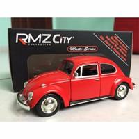 Xe Volkswagen Beetle đỏ