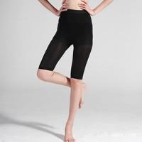 Quần legging lửng giảm mỡ đùi chân Naweimei