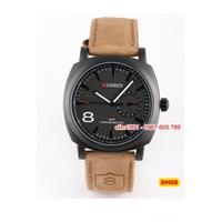 Đồng hồ Nam dây da cao cấp Curren DH06B