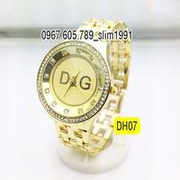 Đồng hồ thời trang nữ DG siêu hot 2015 DH07