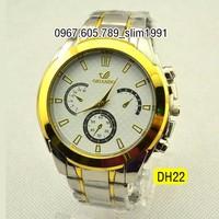 Đồng hồ nam ORLANDO cao cấp dây thép không gỉ_DH22W