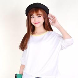 TS-040 Ao thun canh doi style Han Quoc. Hang moi ve.