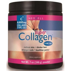 Bột bổ sung Collagen Neocell C 6.600mg, Type 1  3
