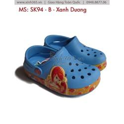 Giày nhựa SK94 - Màu Xanh New