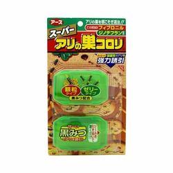 Viên thức ăn diệt kiến Super Arinosu Koroki - Hàng nội địa Nhật