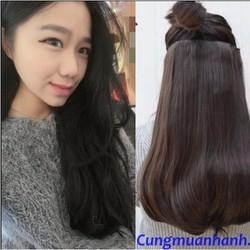 5 Kẹp thẳng cúp tóc dày - 5KTC50