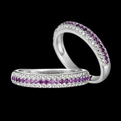 Nhẫn bạc cao cấp gắn đá topaz NN0342