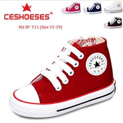 Giày thể thao cho bé trai và bé gái từ 2-15 tuổi T11