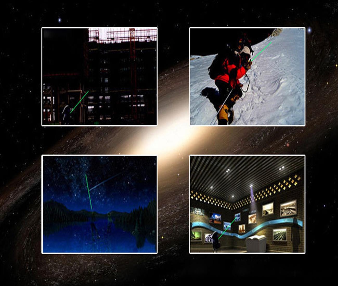 Đèn Pin Laser Pointer 303 8
