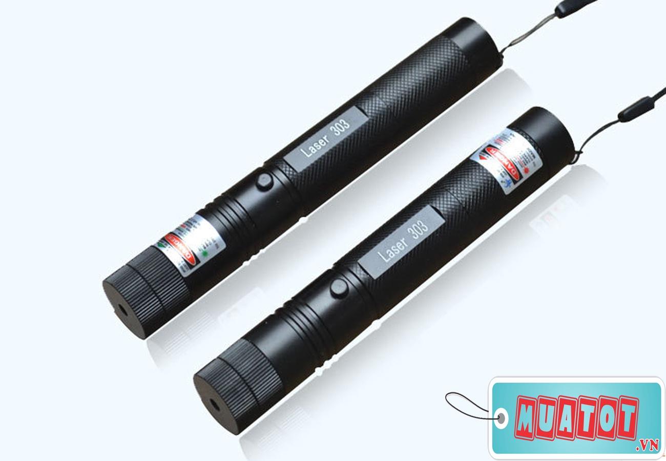 Đèn Pin Laser Pointer 303 1