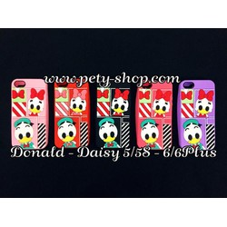 Ốp lưng Donald Daisy Mickey Minnie iPhone 6