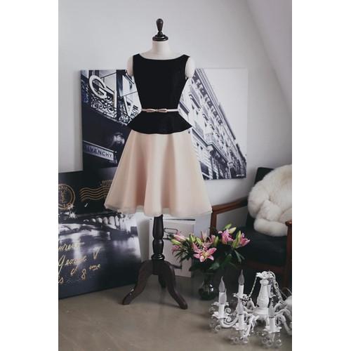 Đầm voan nữ sang trọng - D032