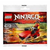 Đồ chơi Lego Ninjago Ca nô của Kai 30293