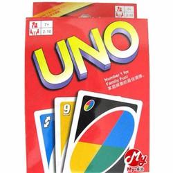 Bài Uno Card Game Mattel
