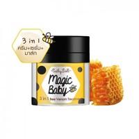 Kem dưỡng đa năng Cathy Doll Magic Baby 3 in 1 Bee Venom Treatment 50g
