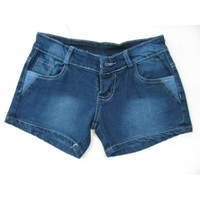 Short Jeans trẻ trung, dáng thể thao