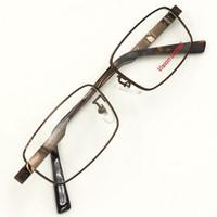 Gọng mắt kính kim loại Vision Occhiali VO-0023 - ITALY
