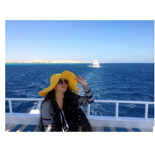 Mũ Nón rộng vành thời trang mùa hè K79M1514