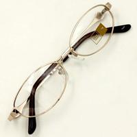 Gọng mắt kính Nhật bản Vision Megane KL- A1 vàng