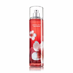Xịt toàn thân Bath and Body Work - Japanese Cherry Blossom 236ml