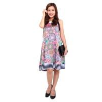 Đầm Oversize Cổ Yếm LD0076