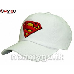 Nón cao cấp SUPERMAN M222