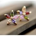 Bông tai mạ vàng Hàn Quốc PK 2609