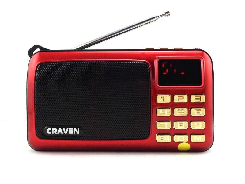 Loa nghe nhạc USB China Craven CR-82 1
