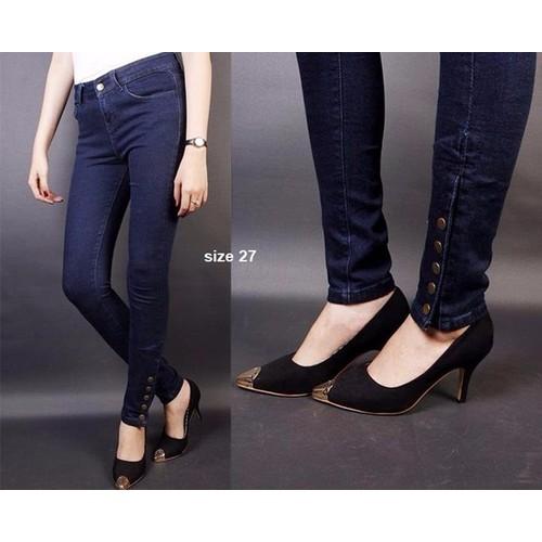 Quần Jeans nữ dáng ôm - Q008