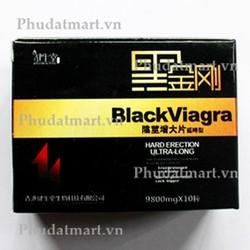 Thực phẩm hỗ trợ tăng cường sinh lý Black Viagra Viagra vàng đen TY46