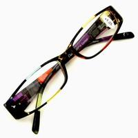 Mắt kính gọng nhựa hoa văn tròng lão Mỹ 1 độ 25 MS47829