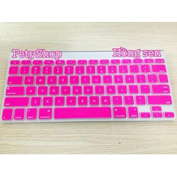 Lót bàn phím màu Macbook