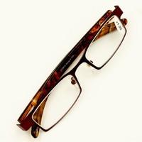 Mắt kính thời trang nữ tròng lão 1 độ 25 MS44988