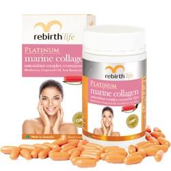 Viên uống collagen chống lão hoá Rebirth