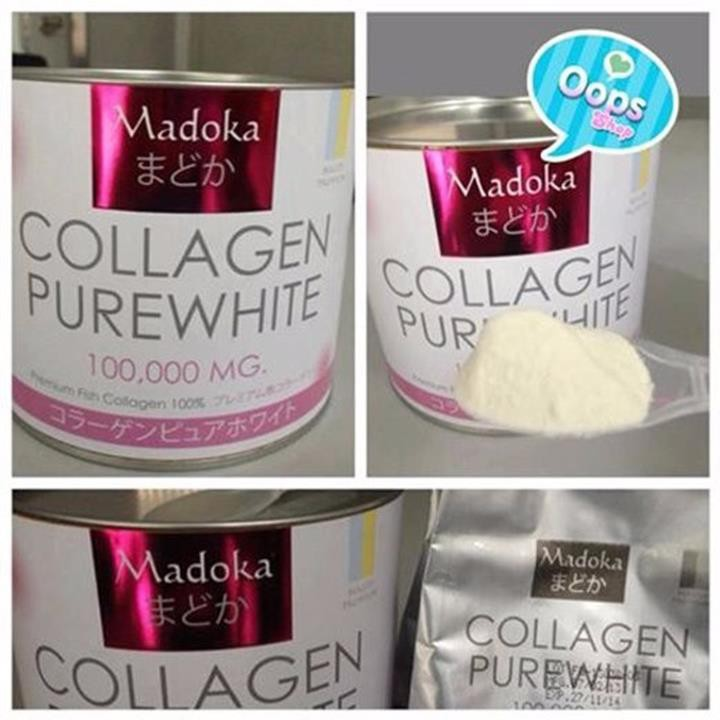 COLLAGEN PUREWHITE 100.000mg MADOKA 3