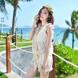 Set Bikini 3 mảnh cao cấp Hàn Quốc BH807
