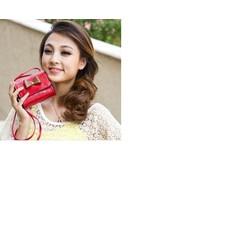 Túi xách TX00571 4 màu : hồng, đỏ, kem, đen