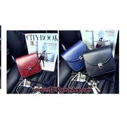 Túi xách TX0082, 3 màu : đỏ, xanh, đen