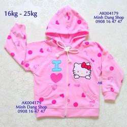 Áo khoác Hello Kitty xinh xắn