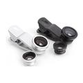 Bộ 3 Lens Ống Kính Chụp Hình Cho Điện Thoại- giao màu ngẫu nhiên