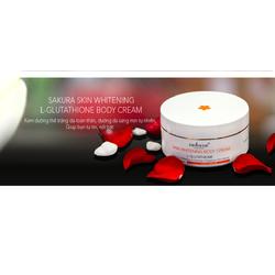 Kem dưỡng trắng da toàn thân Sakura Body cream