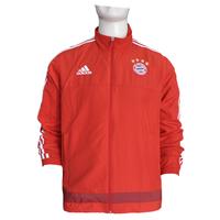 Áo khoác thể thao Adidas cao cấp đỏ