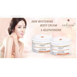 Kem Dưỡng Trắng Da Sakura Skin Whitening BB Body Cream