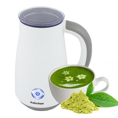 Máy pha trà sữa Matcha Máy pha cacao,máy đánh sữa tạo bọt