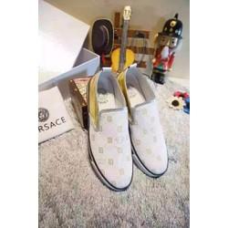 Giày da cao cấp hàng hiệu VERSACE 2015