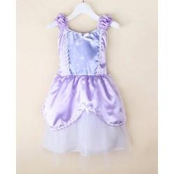 Đầm phi tím công chúa lọ lem Cinderella