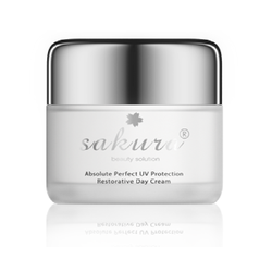 Kem Sakura Absolute Perfect UV Protection Restorative Day Cream